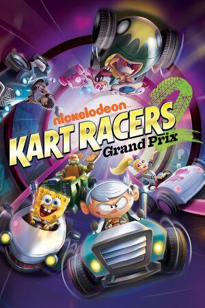 Nickelodeon Kart Racers 2: Grand Prix cover