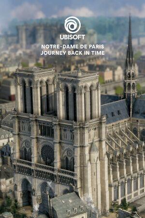 Notre-Dame de Paris: Journey Back in Time cover
