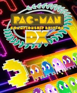 Pac-Man Championship Edition DX+ cover