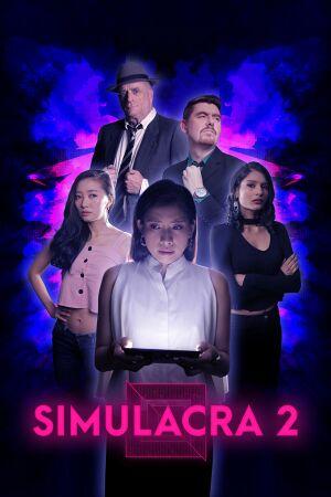 Simulacra 2 cover