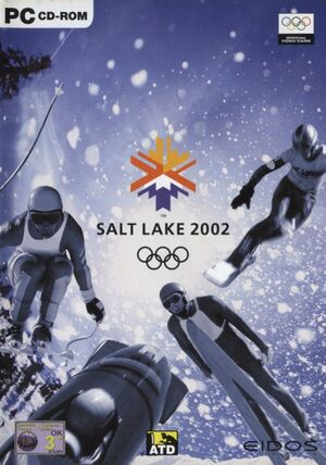 Salt Lake 2002 cover