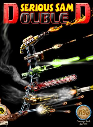 Serious Sam Double D cover