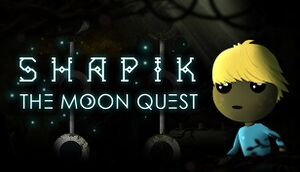 Shapik: the moon quest cover