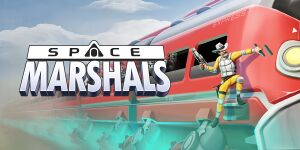 Space Marshals cover