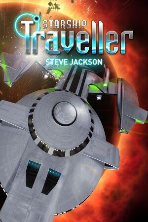 Starship Traveller cover