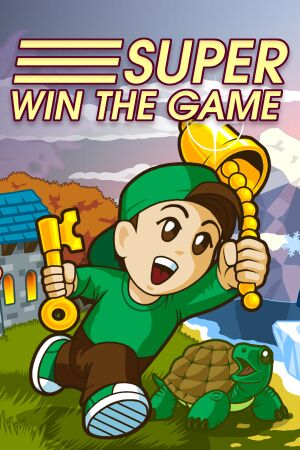 Super Win the Game cover