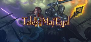 Tales of Maj'Eyal cover