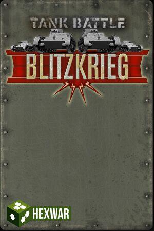 Tank Battle: Blitzkrieg cover