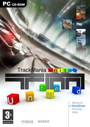 TrackMania United cover