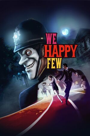 We Happy Few cover