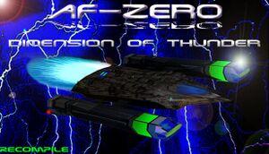 AF-ZERO cover