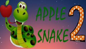AppleSnake2 cover