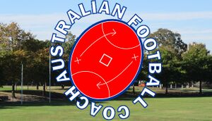 Australian Football Coach cover