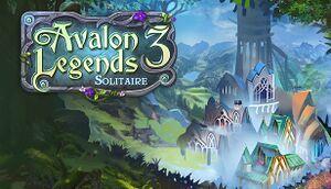 Avalon Legends Solitaire 3 cover
