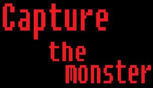 Capture the Monster cover