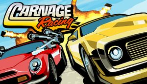 Carnage Racing cover