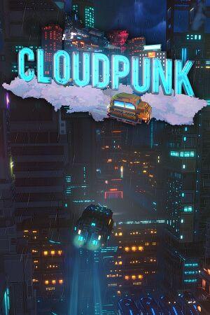 Cloudpunk cover
