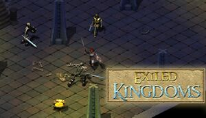 Exiled Kingdoms cover