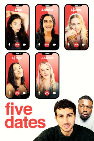 Five Dates cover