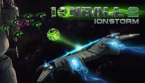 Ionball 2: Ionstorm cover