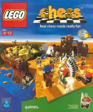 Lego Chess cover