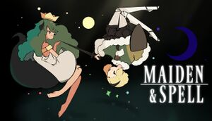 Maiden & Spell cover