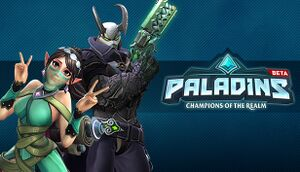 Paladins: Champions of the Realm cover