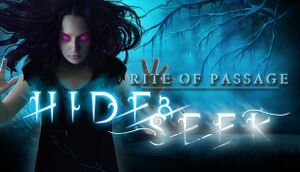 Rite of Passage: Hide and Seek cover