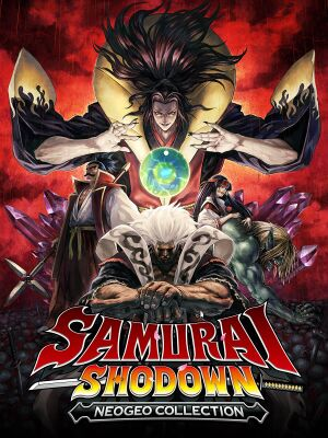 Samurai Shodown NeoGeo Collection cover