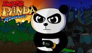 Super Panda Adventures cover