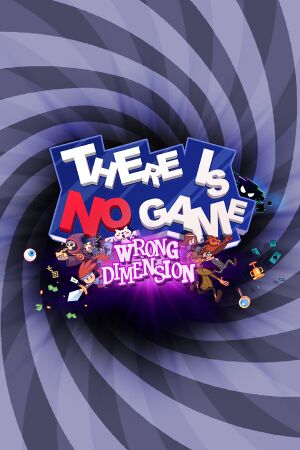 There Is No Game: Wrong Dimension cover
