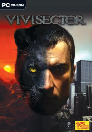 Vivisector - Beast Within cover