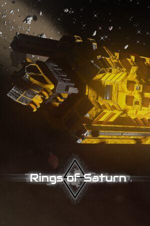 ΔV: Rings of Saturn cover