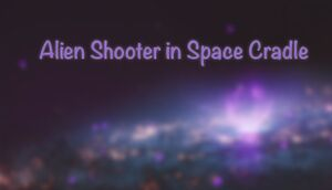 Alien Shooter in Space Cradle - Virtual Reality cover