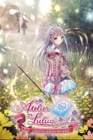 Atelier Lulua: The Scion of Arland cover