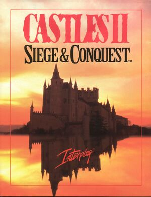 Castles II: Siege and Conquest cover