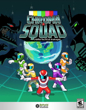 Chroma Squad cover