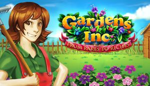 Gardens Inc. - From Rakes to Riches cover