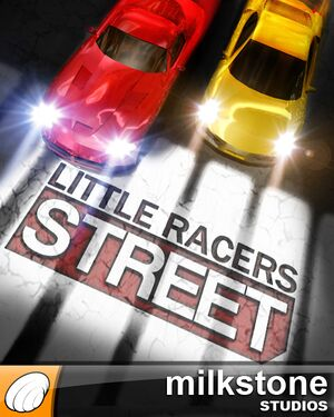 Little Racers Street cover