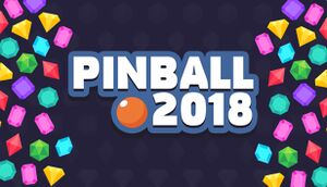 Pinball 2018 cover