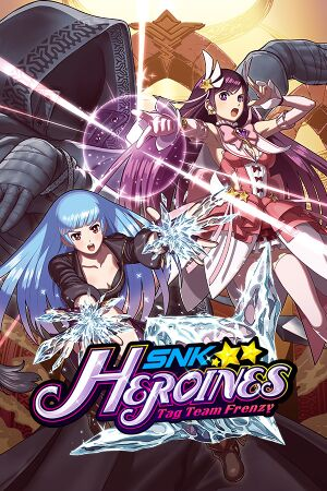 SNK Heroines: Tag Team Frenzy cover