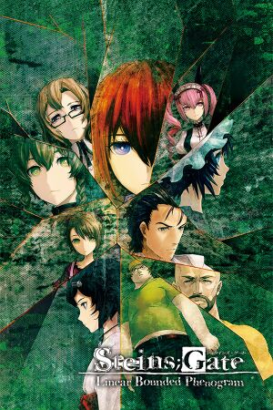Steins;Gate: Linear Bounded Phenogram cover