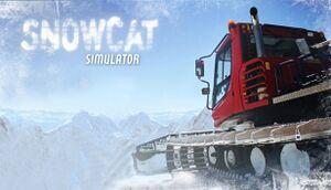 Snowcat Simulator cover