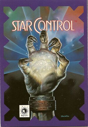 Star Control cover