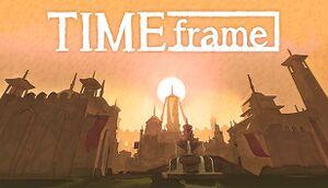 TIMEframe cover