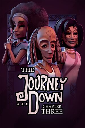 The Journey Down: Chapter Three cover
