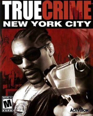 True Crime: New York City cover