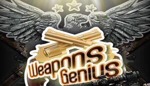 Weapons Genius cover