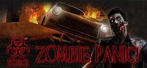 Zombie Panic! Source cover