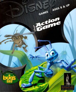 A Bug's Life cover